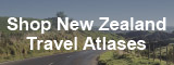 New Zealand Tourism Guide Maps