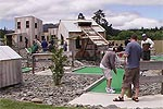 Mini golf course at A-Maze-N-Golf