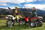 An Offroad Tour with Adventre Trailrides