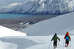 Image of ALPINE RECREATION LAKE TEKAPO SNOWSHOEING - Lake Tekapo