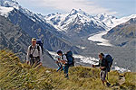 Image of ALPINE RECREATION MT COOK TREK - Mt Cook
