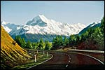 SCENIC PACIFIC TOURS - Mt Cook, Canterbury